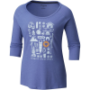 Columbia Camp Stamp 3/4 Sleeve T-Shirt - Women's