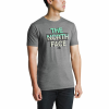 The North Face Tri-Blend Gradient Logo T-Shirt - Men's