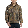 Carhartt Quick Duck Camo Traditional Jacket - Men's