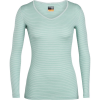 Icebreaker 200 Oasis Long-Sleeve V-Neck Top - Women's