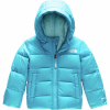 The North Face Moondoggy Hooded Down Jacket - Toddler Girls'