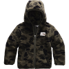 The North Face Campshire Full-Zip Hooded Fleece Jacket - Toddler Boys'