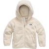 The North Face Campshire Full-Zip Hooded Fleece Jacket - Toddler Girls'