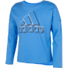 Adidas Dot Shadow Long-Sleeve T-Shirt - Girls'