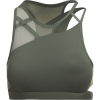 Nike Swoosh Rebel Slash Sports Bra - Women's