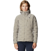 Mountain Hardwear Super DS Climb Hooded Down Jacket - Women's
