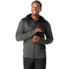 Smartwool Merino Sport Full-Zip Fleece Hybrid Hooded Jacket - Men's