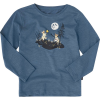 United by Blue Moon Dance T-Shirt - Toddler Girls'