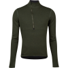 Pearl Izumi Pi Black Merino Thermal Sweater - Men's