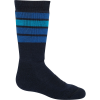 Icebreaker Stripe Ski Medium Over The Calf Sock - Kids'
