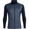 Icebreaker Lumista Hybrid Sweater Jacket - Men's