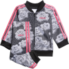 Adidas Printed Tricot Set - Toddler Girls'