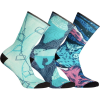 Smartwool Curated Trio 1 Sock - 3-Pack - Women's