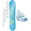 Roxy Poppy Snowboard Package