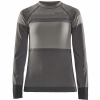 Craft Warm Intensity Long-Sleeve Crew Neck Top - Women's