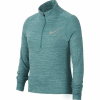 Nike Run 1/2-Zip Long-Sleeve Top - Girls'