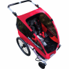 Weehoo WeeGo Plus Bicycle Trailer and Jogger