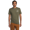 The North Face Short Sleeve Logo Marks Triblend T-shirt - Men's