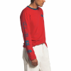 The North Face Long Sleeve Logo-Lution Ringer T-shirt - Men's