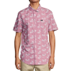 RVCA Easy Palms Short-Sleeve Shirt - Men's