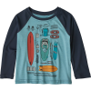 Patagonia Capilene Cool Daily Crew Top - Toddler Boys'