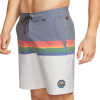 Hurley Beachside Pendleton Crater Lake 18in Hybrid Short - Men's