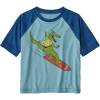Patagonia Capilene Cool Daily T-Shirt - Toddler Boys'