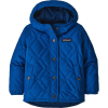 Patagonia Reversible Diamond Quilt Hooded Jacket - Toddler Boys'
