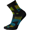 Smartwool PhD Run Light Elite Print Crew Sock