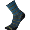 Smartwool PhD Cycle Ultra Light Chains Print Crew Sock