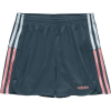 Adidas Clashing Stripe Short - Girls'