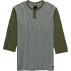 RVCA Pick Up Henley Shirt - Men's