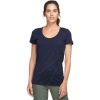 Icebreaker Tech Lite Short-Sleeve Scoop Pinnacle Top - Women's