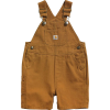 Carhartt Canvas Bib Shortall - Toddlers'