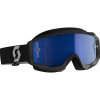 Scott Hustle X MX Sand Dust Goggle