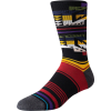 Stance Collision Silver Sock