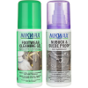 Nikwax Nubuck/Suede and Cleaning Gel Duo-Pack - 125ml Spray