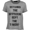 Mink Pink Ditch The Boyfriend T-Shirt - Short-Sleeve - Women's