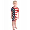Stars & Stripes | Kid Romper (4T)