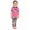 Catching Some ZZZ's - Zebra | Kid PJ Set (2T)