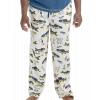 Asleep at the Reel - Fish | Men's PJ Pant (XL)