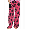 Bear in the Morning   Women's Fitted PJ Pant (XS)