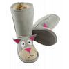 Cat | Toasty Toez Boots (XXS)