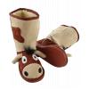 Bull | Toasty Toez Boots (XS)