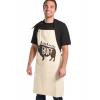 Cook in the Buff - Buffalo   BBQ Apron (AP729)