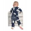 Classic Moose Blue | Infant Onesie Flapjack (12 MO)