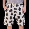 Family Bear   Men's Pajama Shorts (XL)