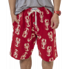 Lobster   Men's Pajama Shorts (L)