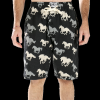 Stampede - Horse | Men's Pajama Shorts (L)