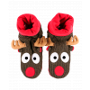 Reindeer | Woodland Slipper (XL)